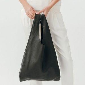 Baggu Simple Leather Tote